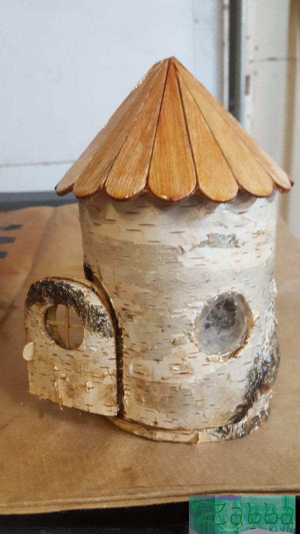 Birch Hobbit House